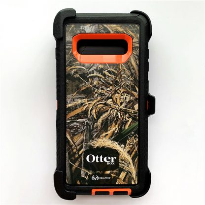 Galaxy S10+ OtterBox Defender Realtree Camo Case for S10 Plus - 4 Colors