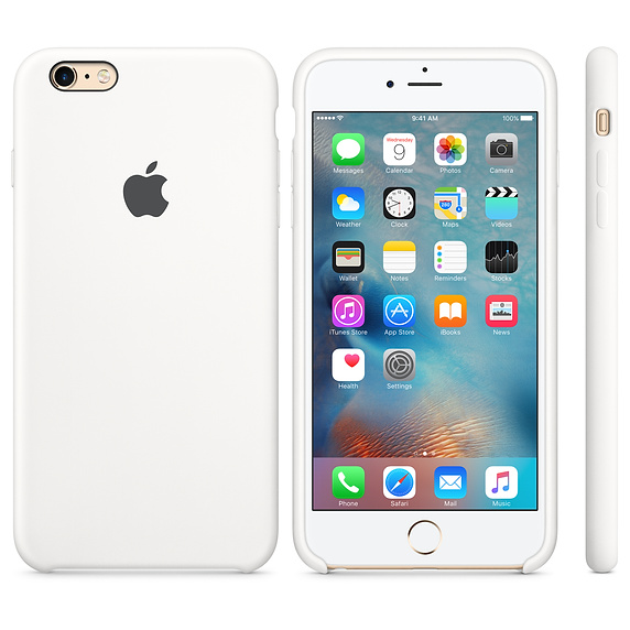 iPhone 6 iPhone 6s Apple Silicone Case - 5 Colors