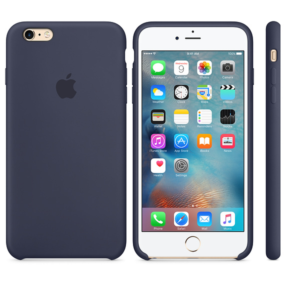 Silicone Case for iphone 6 6s plus 5s